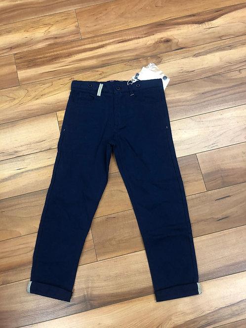 Tutto Piccolo - Navy Blue Trousers
