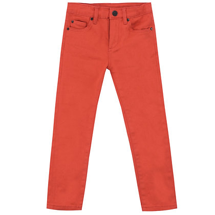 UBS2 - Orange Chinos