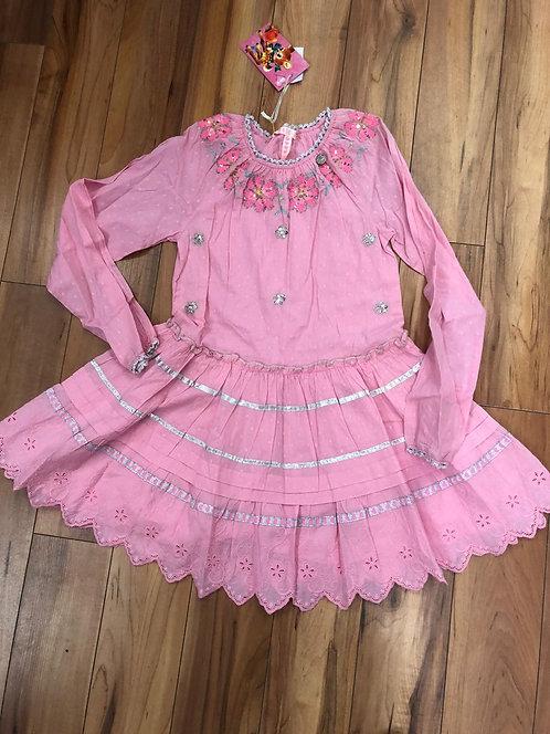Mimpi Pink Dress