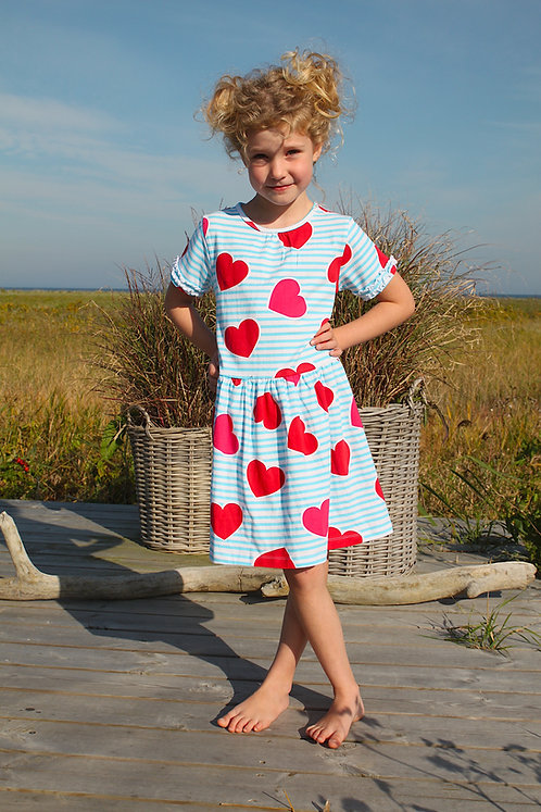Happy Calegi - Nora Dress All Over Print