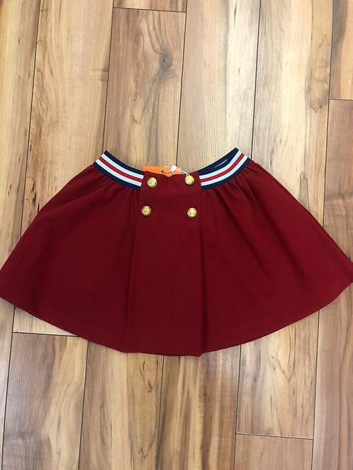UBS2 - Red Skirt