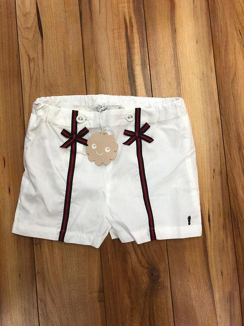 Patachou -  White Shorts