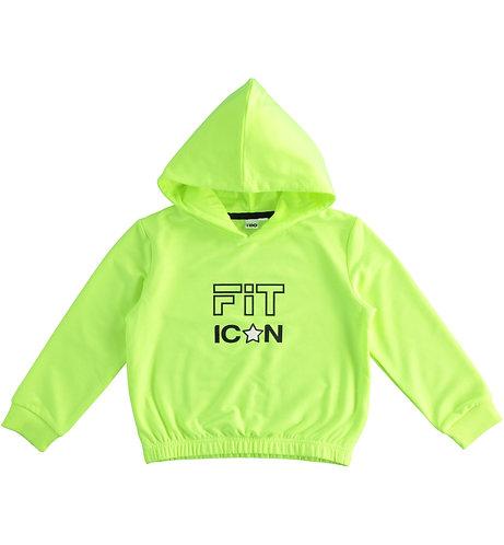 iDO - Lime Green Sweater