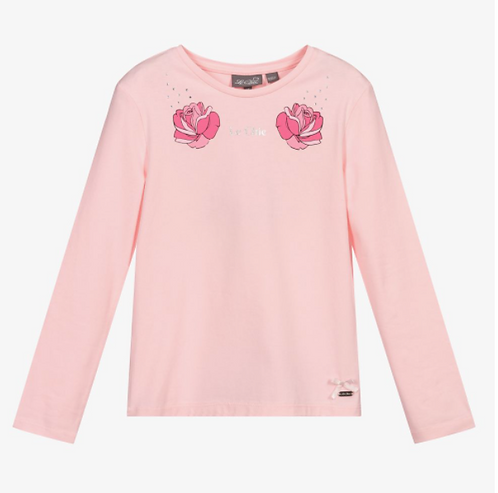 Le Chic - Nora Roses T-Shirt