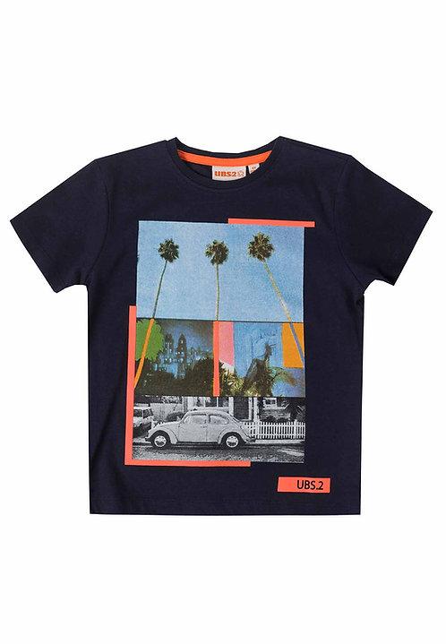 UBS2 - Navy Blue T-Shirt