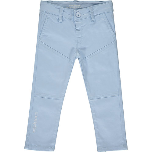 Mitch & Son Kingston - Pale Blue Trousers