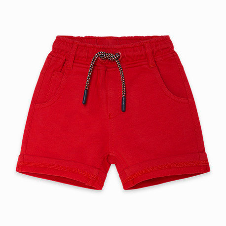 Tuc Tuc - Red Cords Shorts