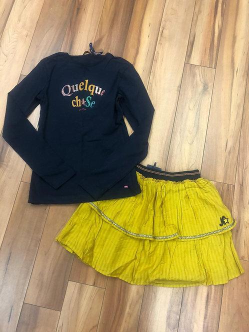 NoNo - Skirt and Top Set
