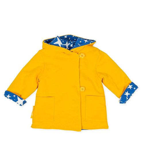 Agatha Ruiz de la Prada Estrella - Yellow & Blue Star Coat