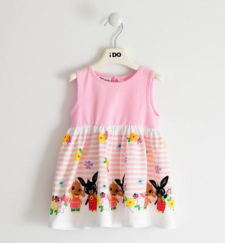 iDO - Bing Pink Knitted Dress