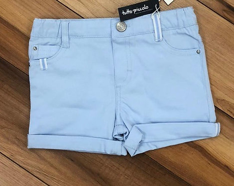 Tutto Piccolo Blue Shorts