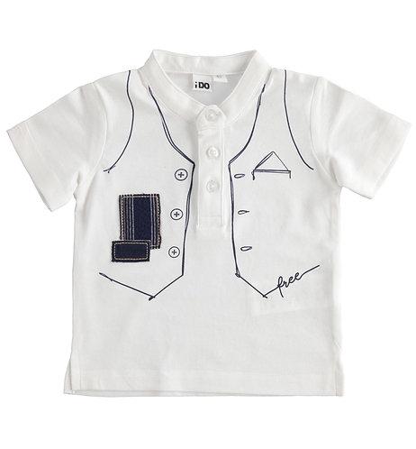 iDO -White T-Shirt