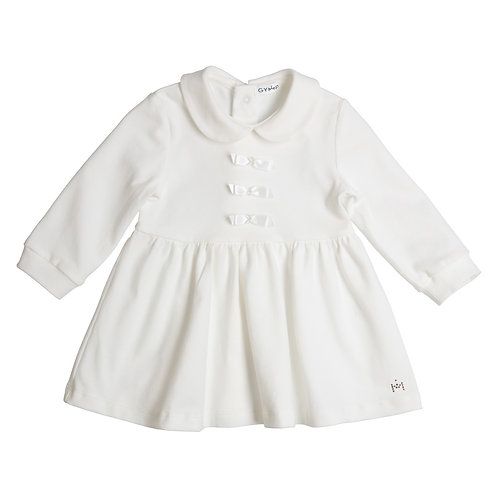 GYMP AERODOUX - White Dress Collar