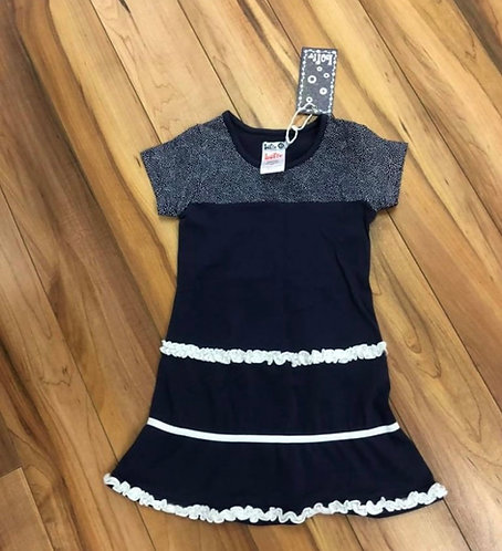 Lofff Navy Dress