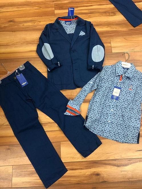 UBS2 - 3 Piece  Suit