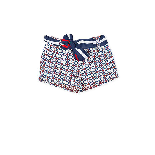 Tutto Piccolo -  Tango Red Shorts