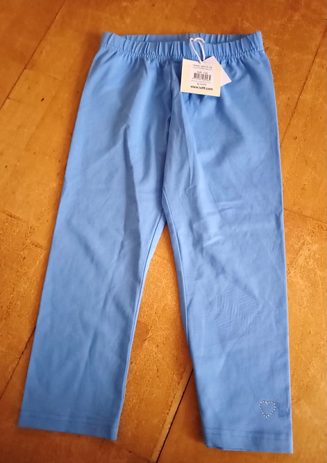 Lofff Blue Leggings