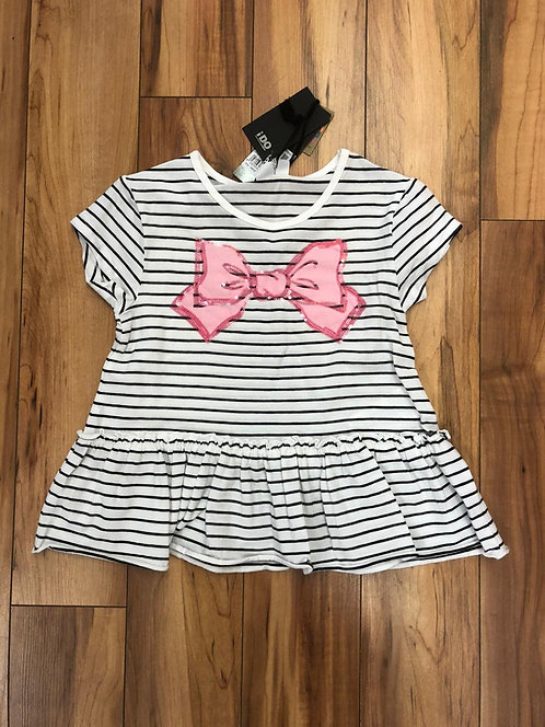 iDO - Pink Bow Top