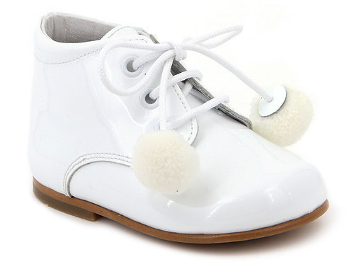 Leon Shoes -  High King shoes White