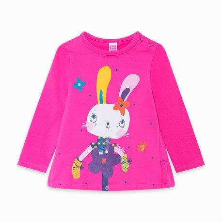 Tuc Tuc - Pink Bunny T-Shirt