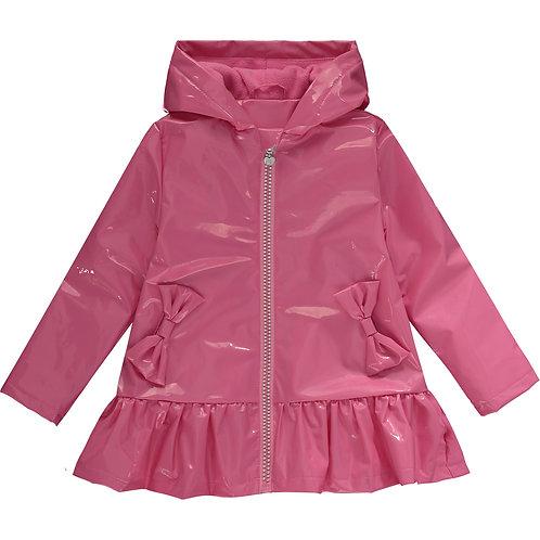 A Dee - Scarlett Frill Raincoat