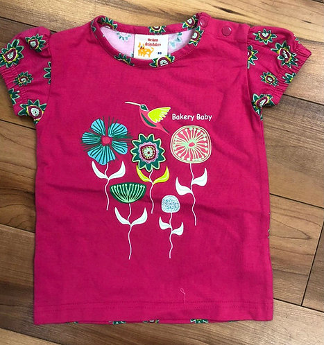 Bakery - Pink T-Shirt