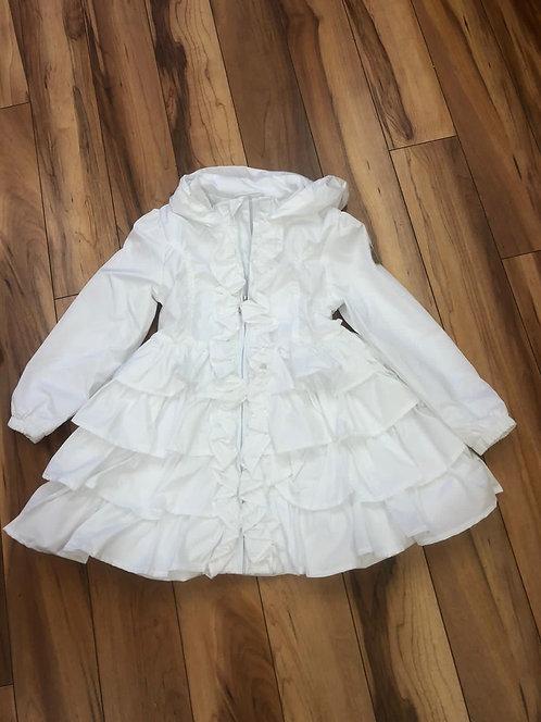 A Dee Dacia White Coat