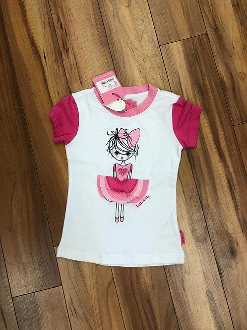 Lelli Kelly - Pink Girl Top