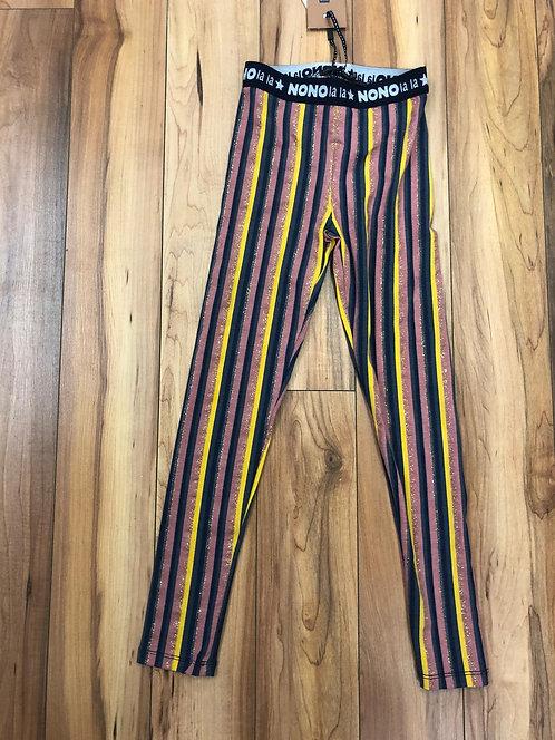NoNo- Stripe Pants