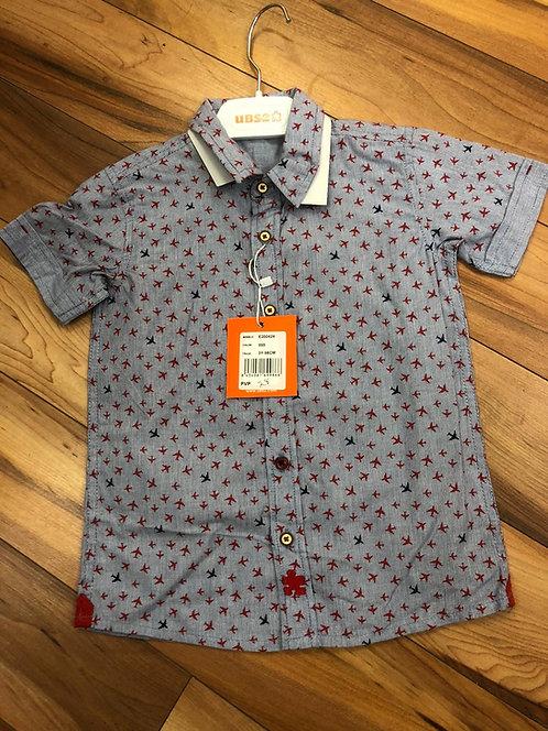 UBS2 - Aeroplane Short Sleeve Shirt