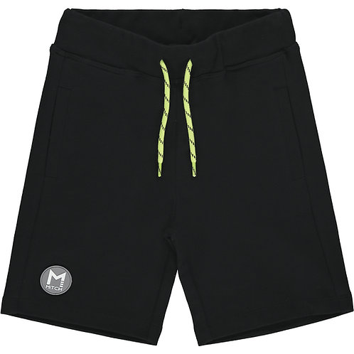 Mitch - Neveda Black Shorts