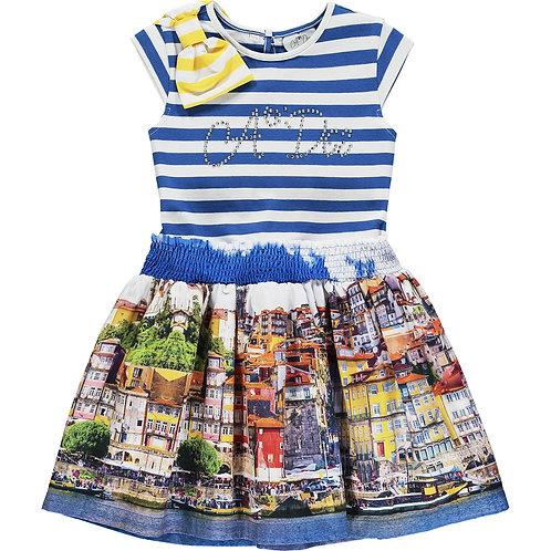 A Dee - Leah Porto Dress