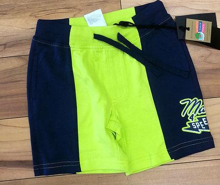 iDO - Navy & Green Shorts