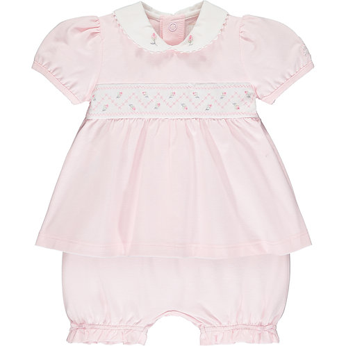 Winifred - 2pc Jersey Top & Bloomers
