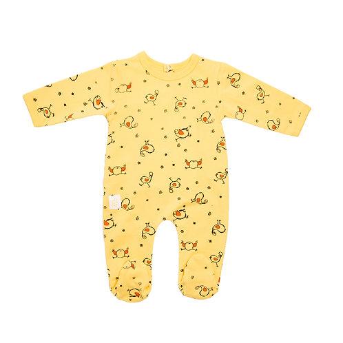 Babybol - Lemon Romper