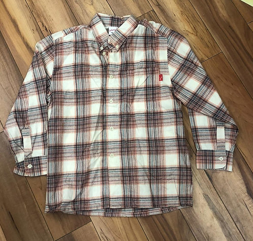 Whoopi Check Shirt