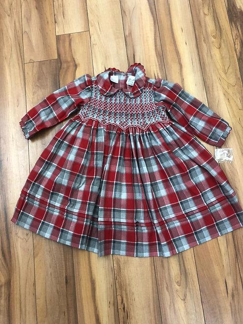 Sarah Louise - Check Print Dress