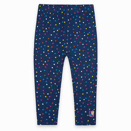 Tuc Tuc - Dot Jersey Leggings