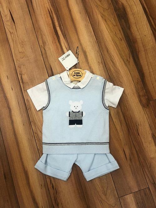 Emile Et Rose- Herbie Teddy Suit