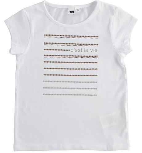 iDO - White T-Shirt