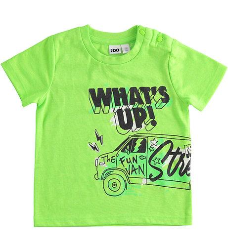 iDO - Green T-Shirt