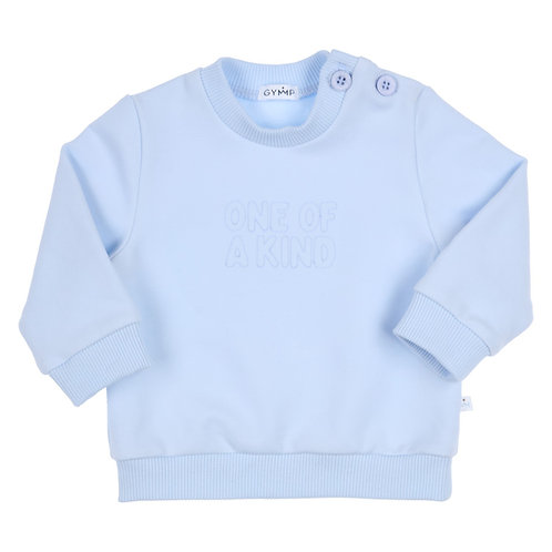GYMP -  Light Blue One Of A Kind Sweater
