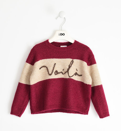 iDO - Girl winter sweater