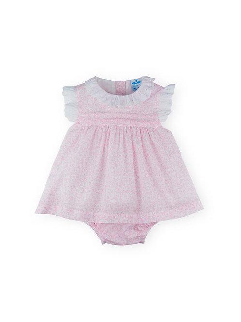 Sardon - Mable Pink Dress & Briefs