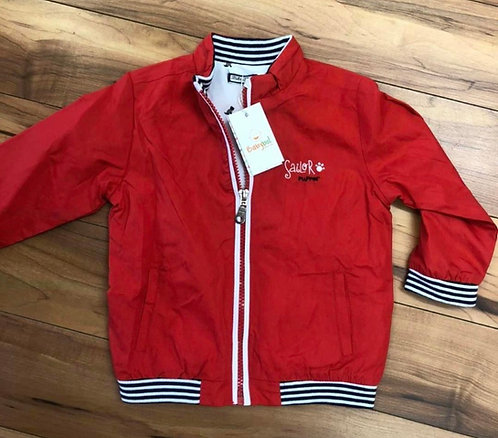 Babybol - Red Jacket