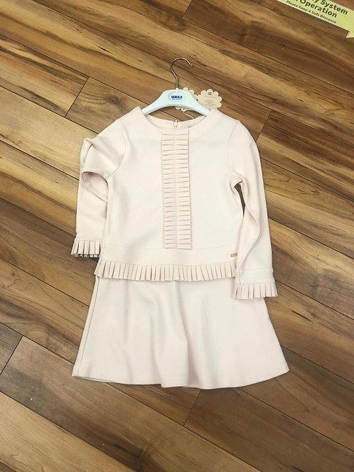 Patachou - Pink Knit Dress