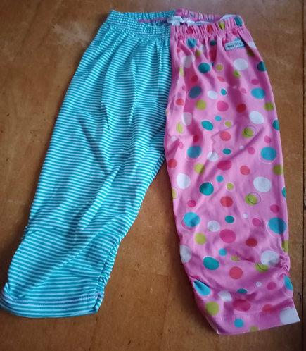 Happy Calegi Pink  & Blue Mix Leggings