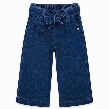 Tuc Tuc - Denim Trousers Wide Leg