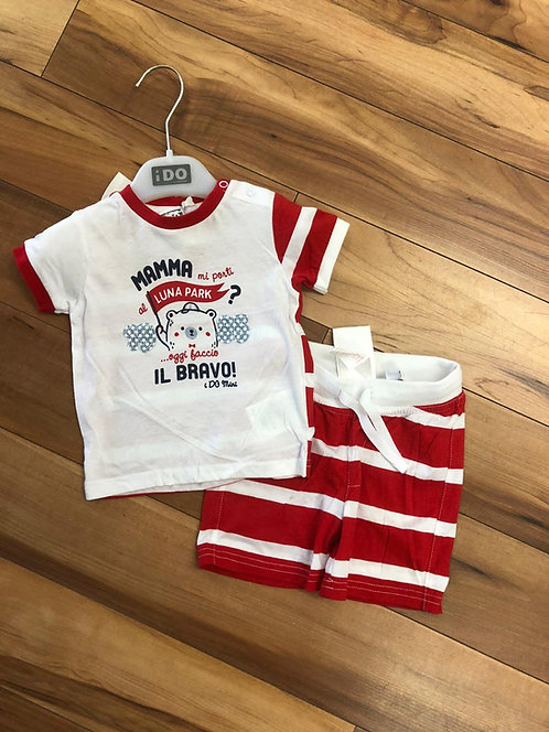iDO - Shorts & T-Shirt Set