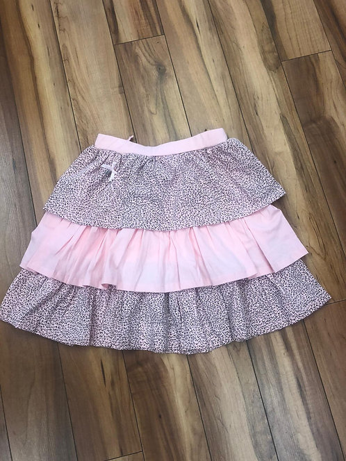 Le Chic - Pink Frill Skirt